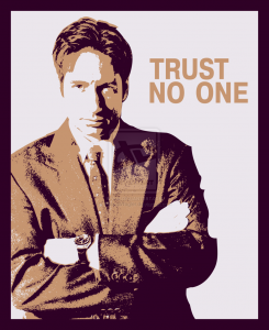 David Duchovny   Trust no one by PascalWagler 245x300 resized 600