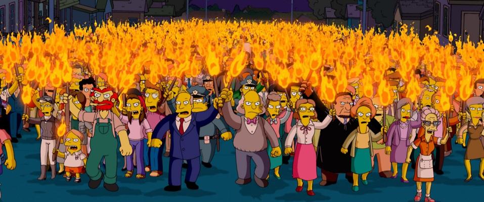 simpsons mob