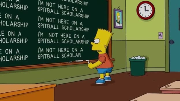 The Simpsons s22e15 Im not here on a spitball scholarship1 resized 600