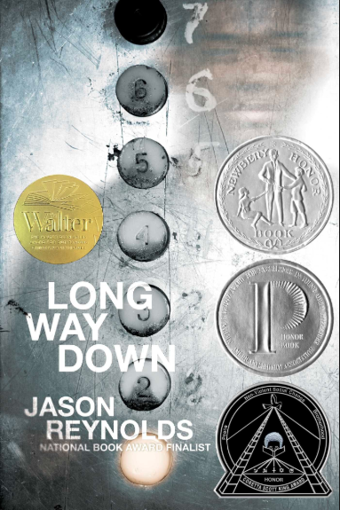 Long way down young adult books