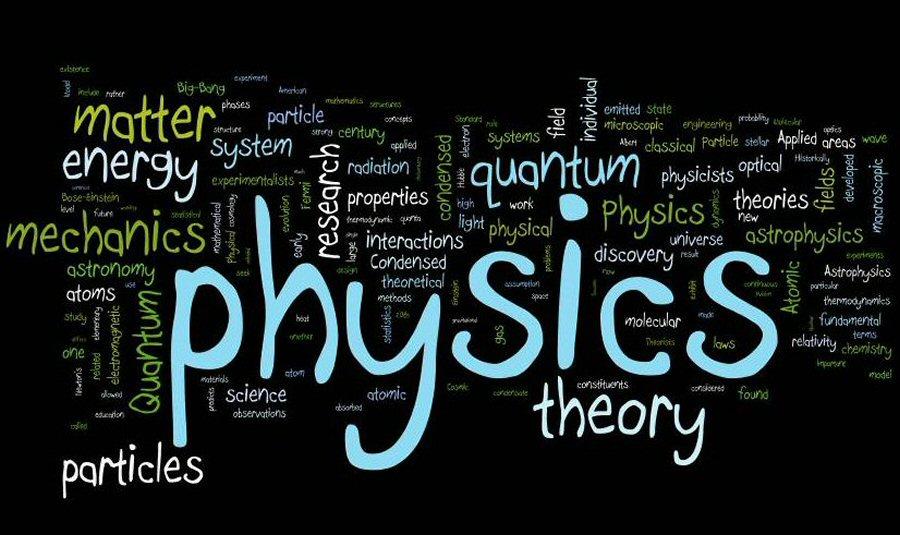 Physics SAT test