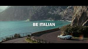 be_italian_quote_and_retro_car