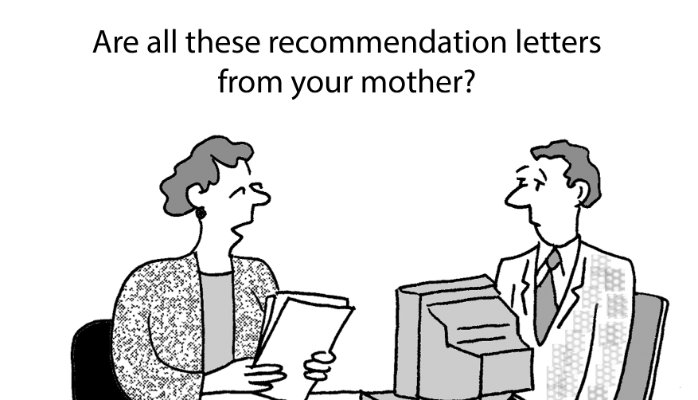 How you should be asking for a letter of recommendation asking the right people is crucial altavistaventures Choice Image