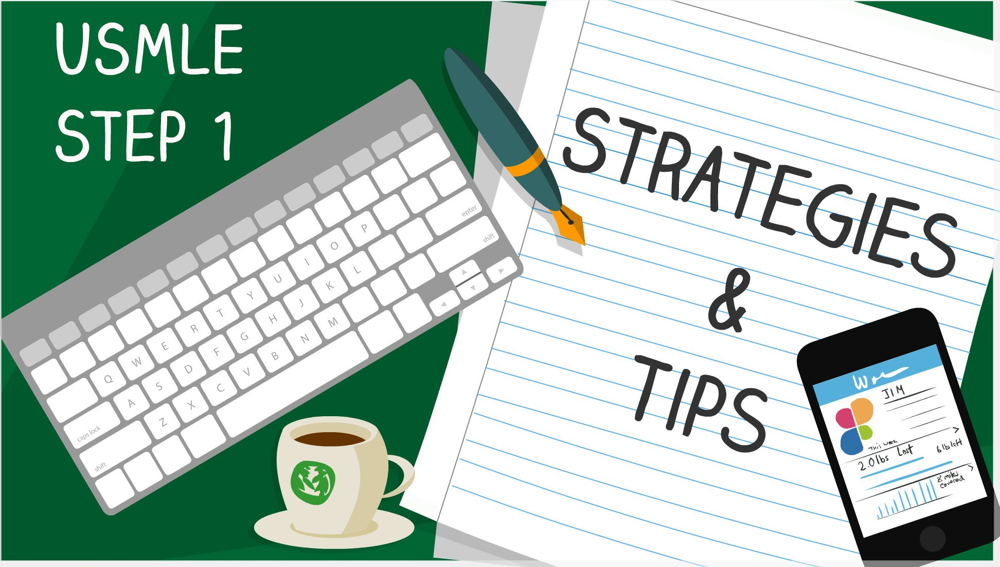 The Tools for Success on the USMLE Step I Exam